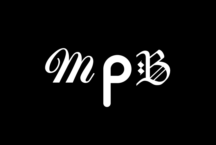 MPB - mouchoir, pop-corn et Bistouri : logotype